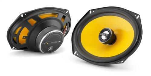 6 x 9-inch (150 x 230 mm) Coaxial Speaker System