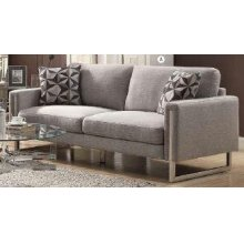 Stellan Contemporary Grey Sofa