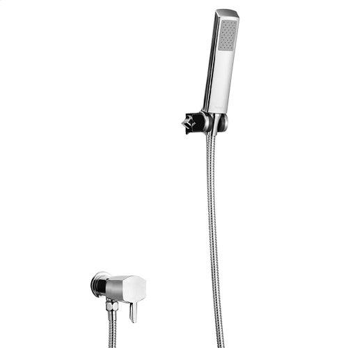 Soirée® Hand Shower Set with Lever Handle - Brushed Nickel
