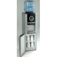 Model WD99PS - Water Dispenser with Electronic Digital Display - Platinum/Black