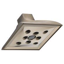 H 2 Okinetic® Square Showerhead
