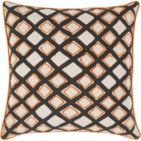 """Omo OMO-001 22"""" x 22"""" Pillow Shell with Polyester Insert"""