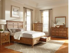 Bedroom - Alta Storage Bed