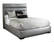 161-QHR Beckett Queen Headboard and Rails