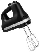 5-Speed Ultra Power Hand Mixer - Black Matte Product Image