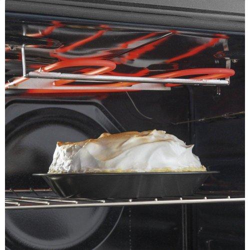 """GE® 24"""" Steam Clean Free-Standing/Slide-in Gas Range"""