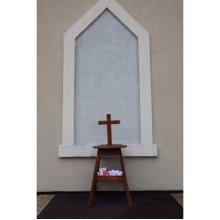 Cowboy Prayer Table