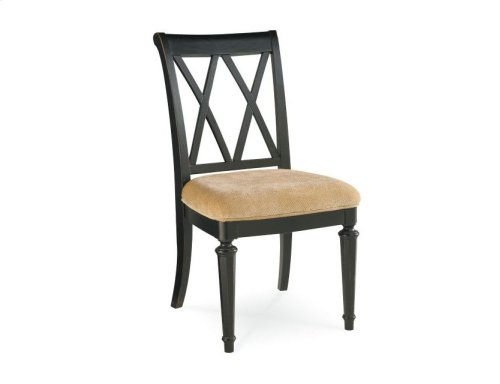 Splat Back Side Chair