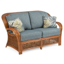 Rattan Loveseat 3502