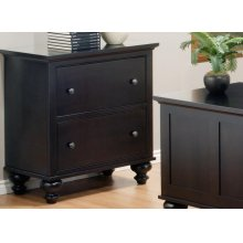 Georgetown 2 Drawer Filing Cabinet