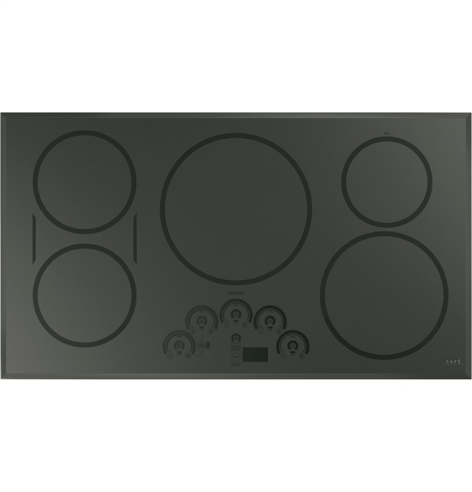 "Caf(eback) 36"" Smart Touch-Control Induction Cooktop
