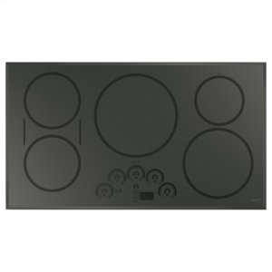 "Cafe Appliances36"" Smart Touch-Control Induction Cooktop"
