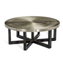 Reeta Cocktail Table - Silver