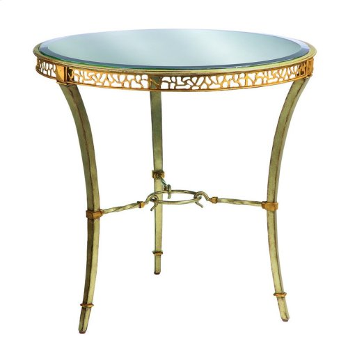 Bolero Round End Table