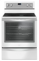 Whirlpool® 6.4 Cu. Ft. Freestanding Electric Range with True Convection Product Image