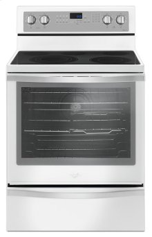 Whirlpool® 6.4 Cu. Ft. Freestanding Electric Range with True Convection