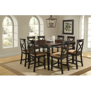 Hillsdale FurnitureNorthern Heights 9pc Counter Height Dining Set
