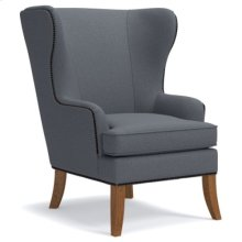 Moscato Chair w/ Brass Nail Head Trim