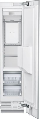 18-Inch Built-in Panel Ready Freezer Column with Ice & Water Dispenser,Right Side Door Swing Product Image