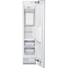 18-Inch Built-in Panel Ready Freezer Column with Ice & Water Dispenser,Right Side Door Swing