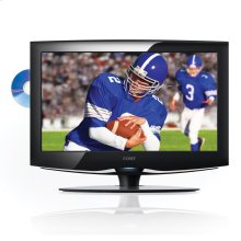 26 inch Class High-Definition TV with DVD Player