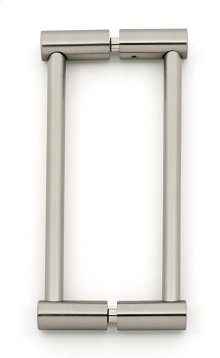 Contemporary I Back-to-Back Pull G715-6 - Satin Nickel