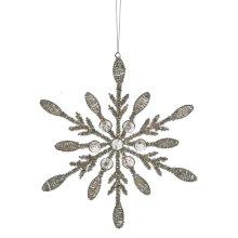 Snowflake Ornament.