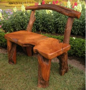 TF-0644 Alpine Bench