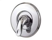 Polished Chrome Serrano Valve, Trim Only