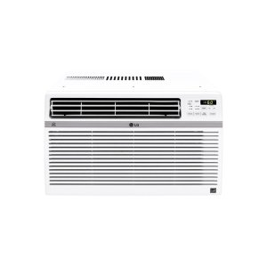 LG Air Conditioners8,000 BTU Smart wi-fi Enabled Window Air Conditioner
