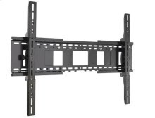 "Dual-Purpose Wall Mount offers choice of tilting or low-profile mount for 27"" - 110"" TVs"