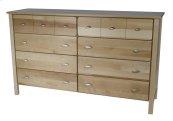 Yukon 8 Drawer Dresser