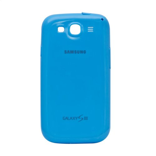 Galaxy S® III Protective Gel Cover - Light Blue