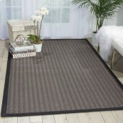 OUTER BANKS HATTR BLKPL RUNNER 2'6'' x 8'