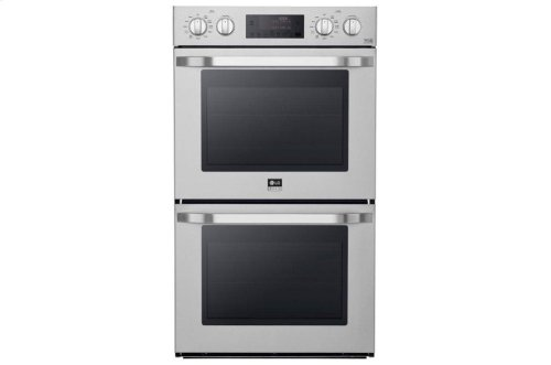 LG STUDIO 9.4 cu. ft. Double Built-In Wall Oven