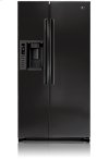 Side-By-Side Refrigerator with Ice and Water Dispenser (26.5 cu. ft.)