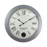 Sleek and Smooth Wall Clock Product Image