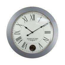 Sleek and Smooth Wall Clock