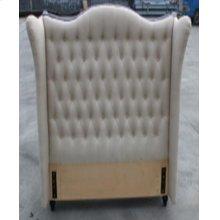 Coronado Beige Upholstered Queen Bed