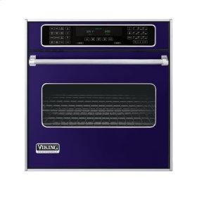 "Cobalt Blue 27"" Single Electric Touch Control Premiere Oven - VESO (27"" Wide Single Electric Touch Control Premiere Oven)"