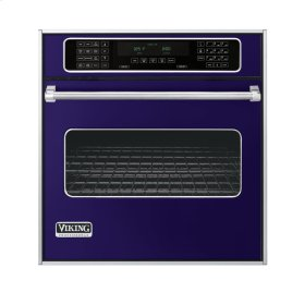 "Cobalt Blue 27"" Single Electric Touch Control Premiere Oven - VESO (27"" Wide Single Electric Touch Control Premiere Oven)"