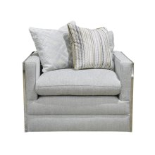 Accent Swivel Chair - (Williams Mist)