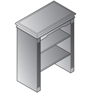 Townsend Open Hutch, Fits Tow-12/tow-13