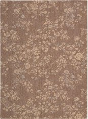 LOOM SELECT NEUTRALS LS15 PECAN RECTANGLE RUG 2' x 2'9''