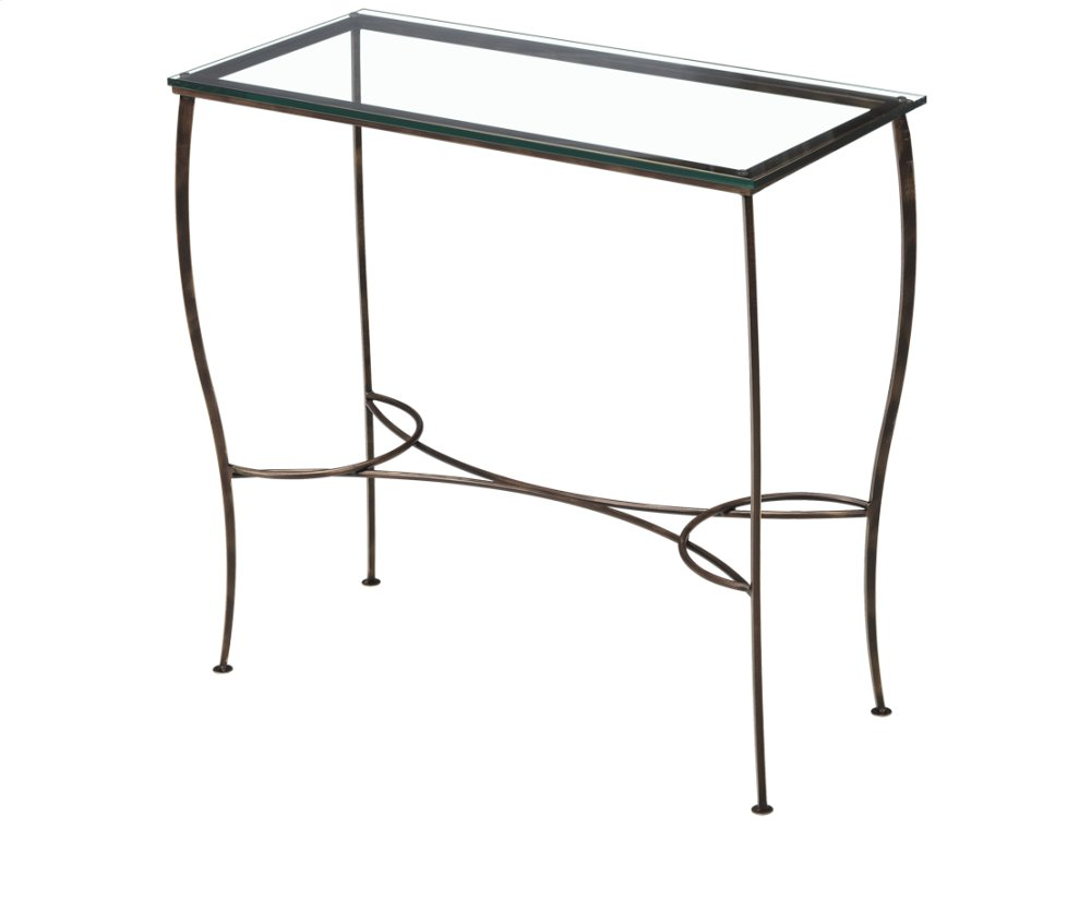 High Quality Chateau Rectangular Console Table