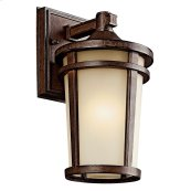 "Atwood 11"" 1 Light Wall Light Brownstone"
