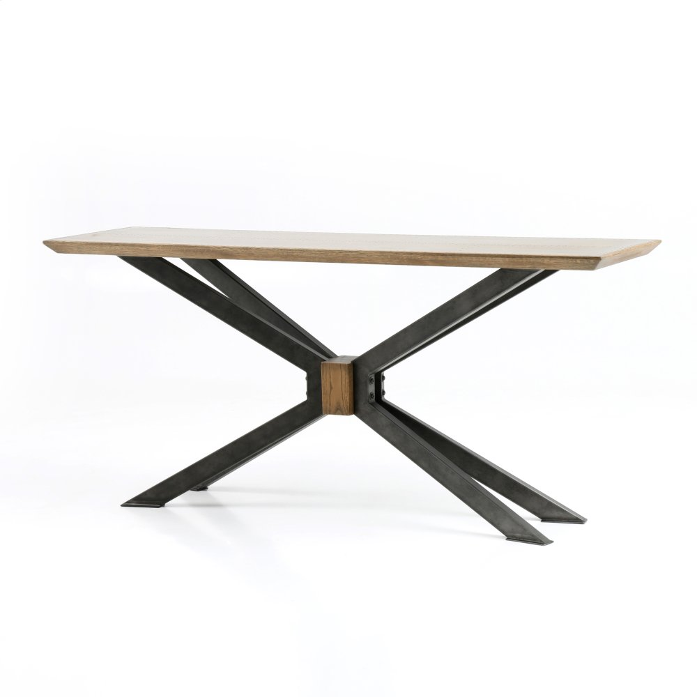 ... Hughes Collection By Four Hands. Spider Console Table