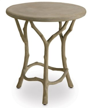 Hidcote Accent Table - 22h x 20rd