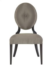 Jet Set Side Chair in Jet Set Caviar (356) Product Image