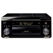 THX Select A/V Receiver with MCACC Multi-Channel Acoustic Calibration..